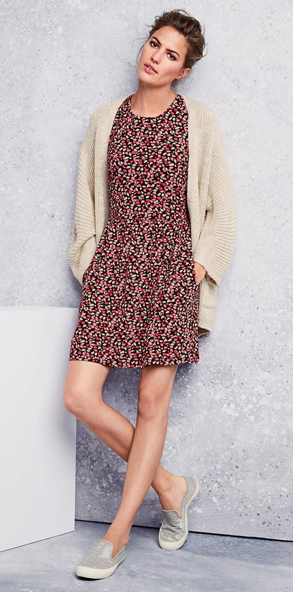 Floral Dress, Image Copyright: Next