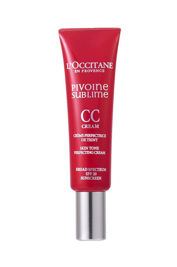 L'Occitane Pivoine Sublime CC Cream / Pfingstrose Hautperfektionierende CC Cream