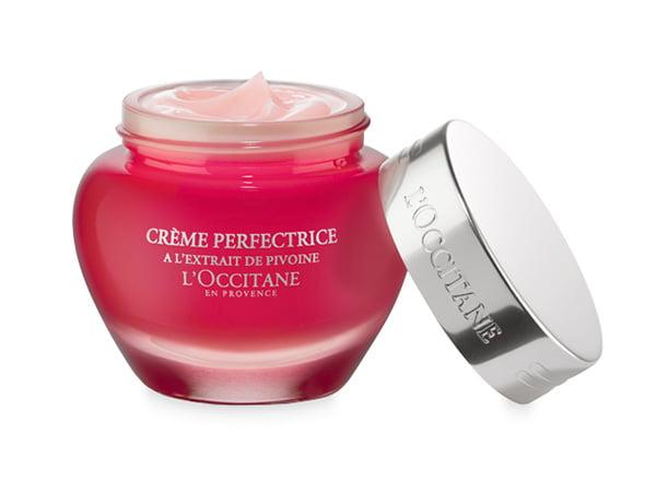 L'Occitane Crème Perfectrice / Pfingstrose Hauptperfektionierende Gesichtscreme