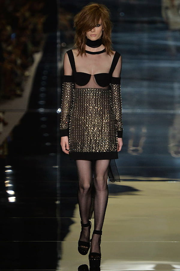 Tom Ford Spring/Summer 2015 Womenswear Collection, Image Copyright: Tom Ford Beauty