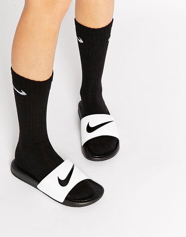Nike Benassi Just Do It Slide at ASOS