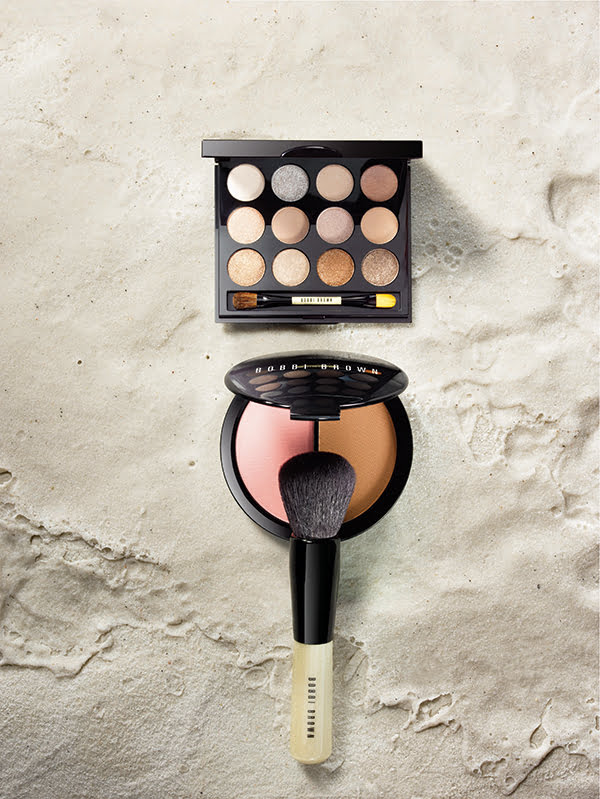 Bobbi Brown Sandy Nudes Collection Summer 2015, Press Visual