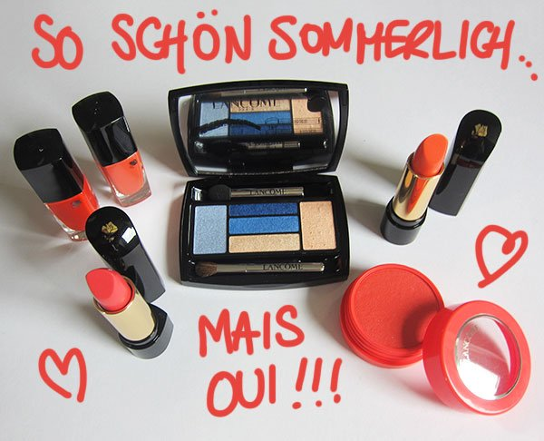 Lancome Summer Look 2015 French Paradise by Hey Pretty