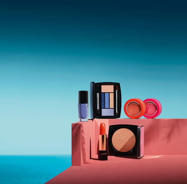 Lancome Summer Look 2015 French Paradise: Mood Still