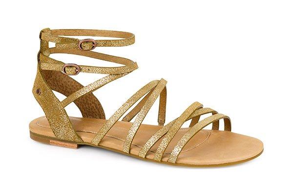 UGG Devie Metallic Sandal