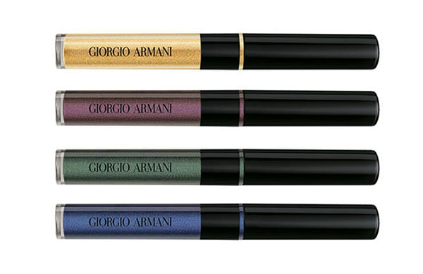 Giorgio Armani Eclipse Collection Summer 2015, Eyes to Kill Liners