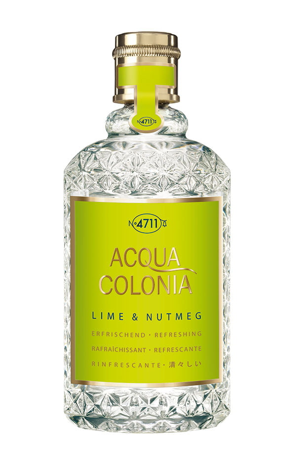4711 Acqua Colonia Lime & Nutmeg Splash