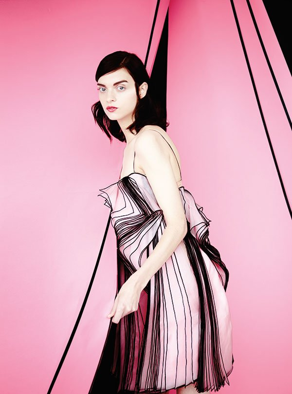 Christopher Kane for NARS Collection, Model Visual