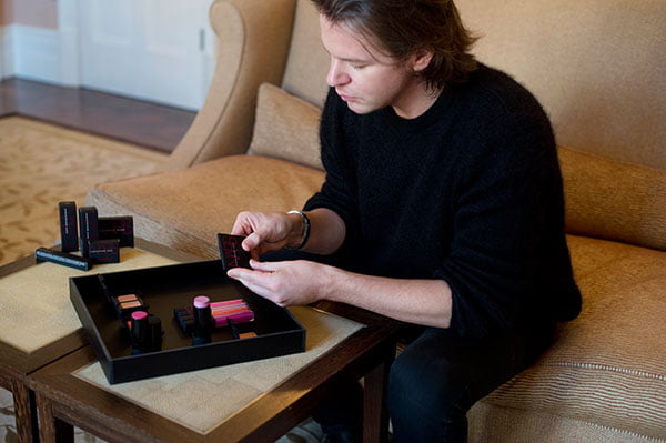 Christopher Kane for NARS – Press visual with Products