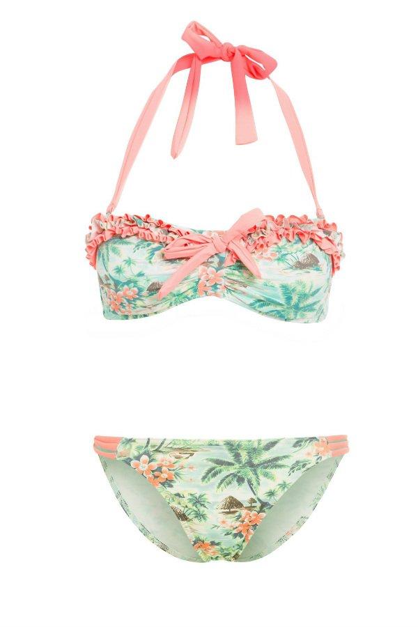 Kiwi St. Tropez «Paradise» Bikini, Image Copyright: Zalando