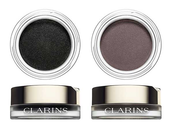 Clarins Ombre Matte in Carbon and Heather, new in Fall 2015