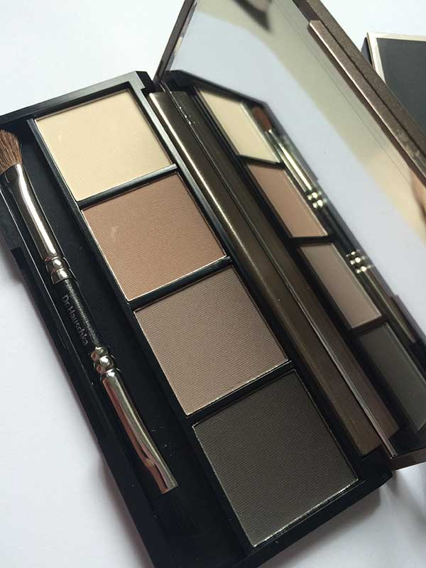 Dr. Hauschka Limited Edition Eyeshadowpalette Kostbare Augenblicke, Image Copyright Hey Pretty Beauty Blog