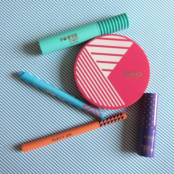 KIKO Milano Miami Beach Babe Products, Image Copyright Hey Pretty Beauty Blog