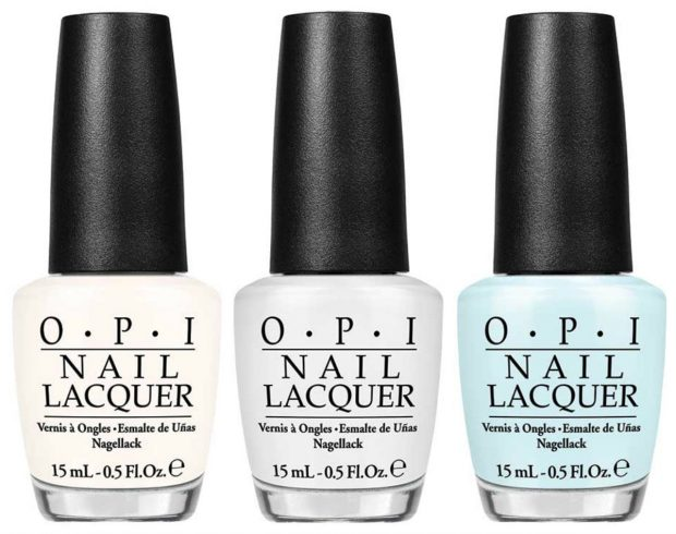 OPI Be There in a Prosecco, I Cannoli wear OPI and Gelato on My Mind (Venice Collection)