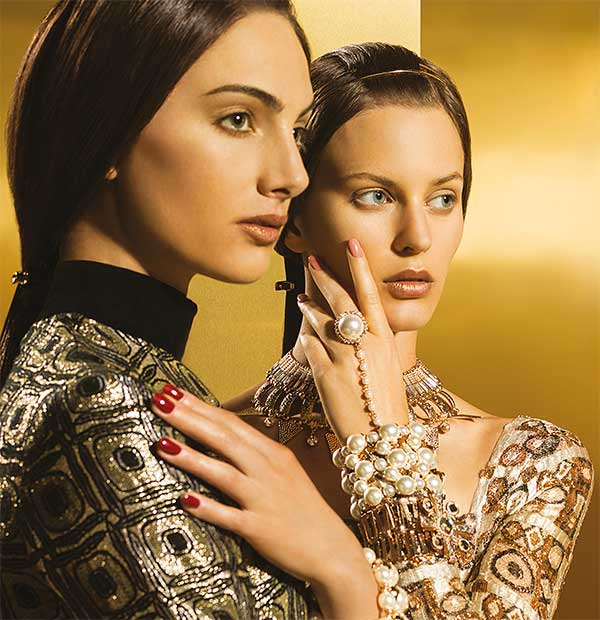 OPI Venice Collection Fall 2015, Model Visual