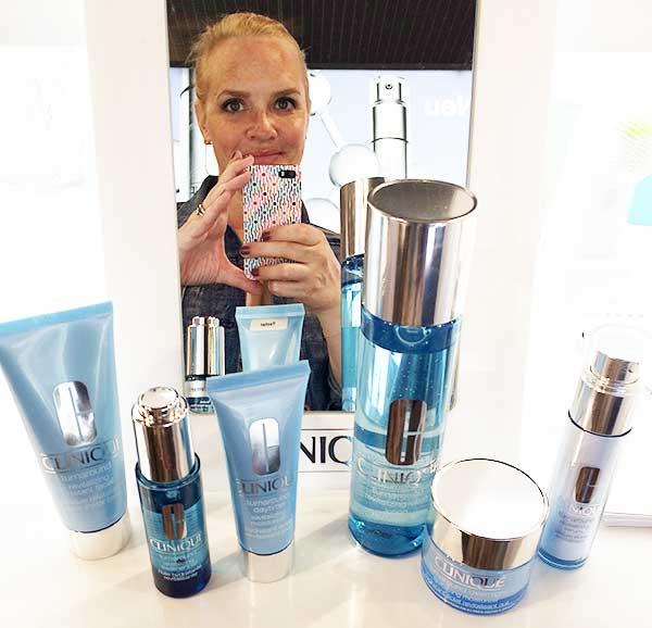 Clinique Turnaround Revitalizing Linie, Hey Pretty Beauty Blog