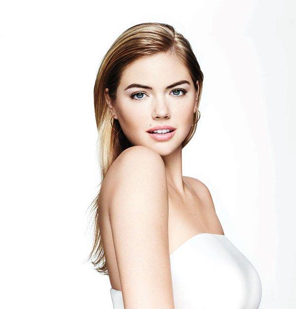 Bobbi Brown Intensive Skin Serum SPF 40, Model Visual Kate Upton
