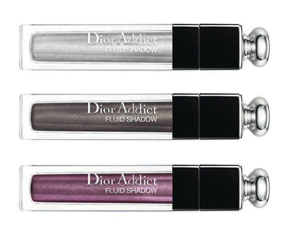Dior Fall 2015 Collection Cosmopolite, Dior Addict Fluid Shadow