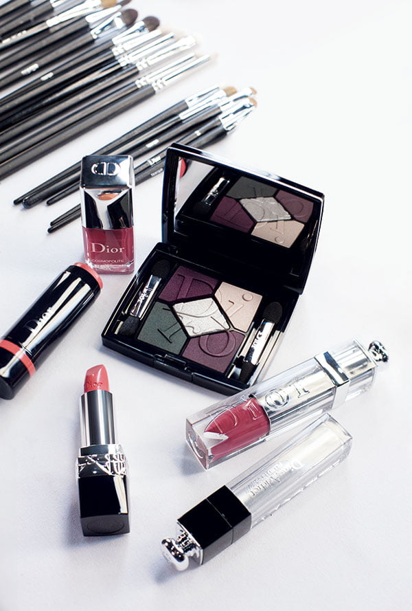 Dior Fall 2015 Collection Cosmopolite, Press Visual