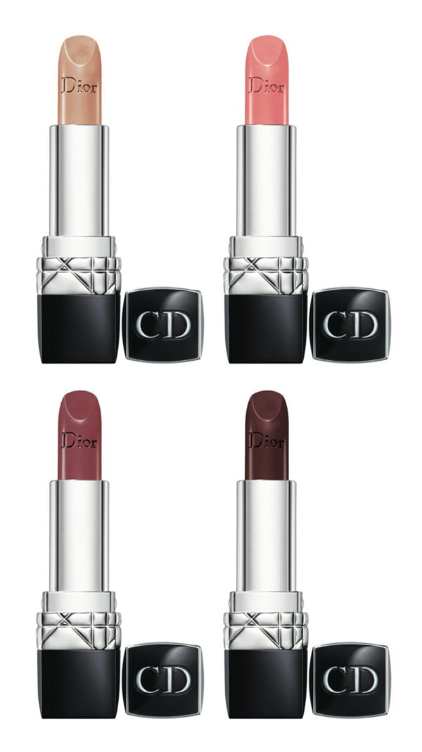 Dior Fall 2015 Collection Cosmopolite, Rouge Dior
