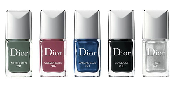 Dior Fall 2015 Collection Cosmopolite, Dior Vernis Limited Edition
