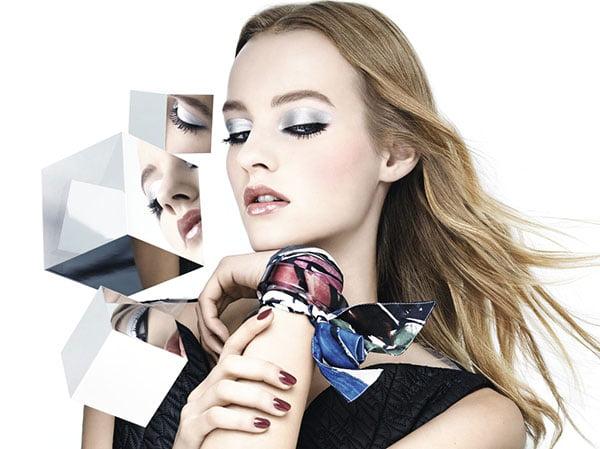 Dior Fall 2015 Collection Cosmopolite, Model Visual