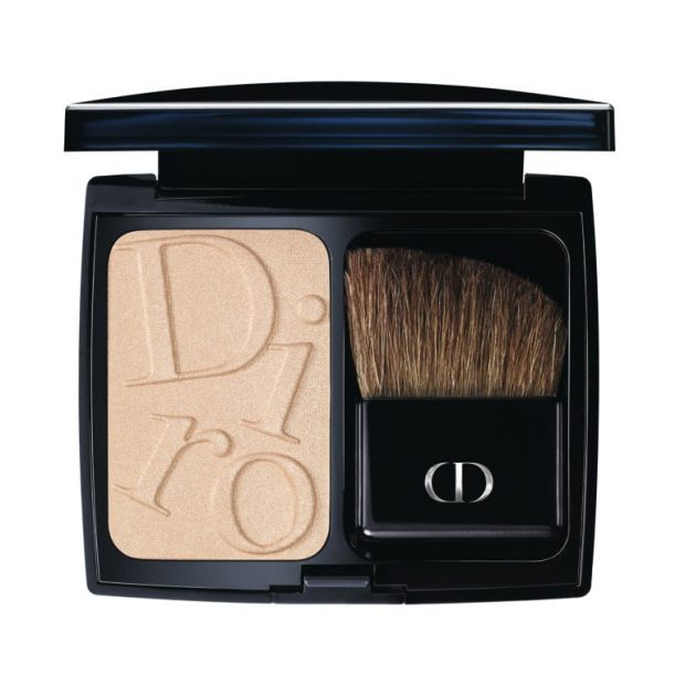 Dior Fall 2015 Collection Cosmopolite, Diorskin Nude Compact Powder