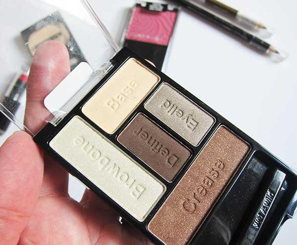 Wet n Wild Schweiz, Hey Pretty Produkte-Review The Naked Truth Eye Shadow Palette