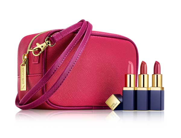 Estee Lauder Dream Pink Collection von Evelyn Lauder und Elizabeth Hurley, BCA 2015