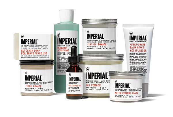 Imperial Barber Products Schweiz Group Shot