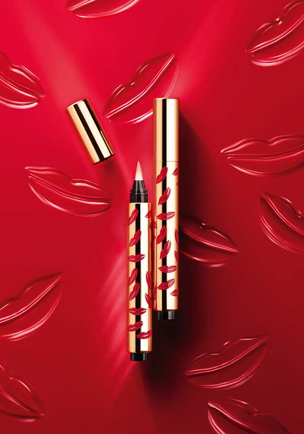 YSL Holiday Look 2015 Kiss & Love, Touche Eclat limited edition