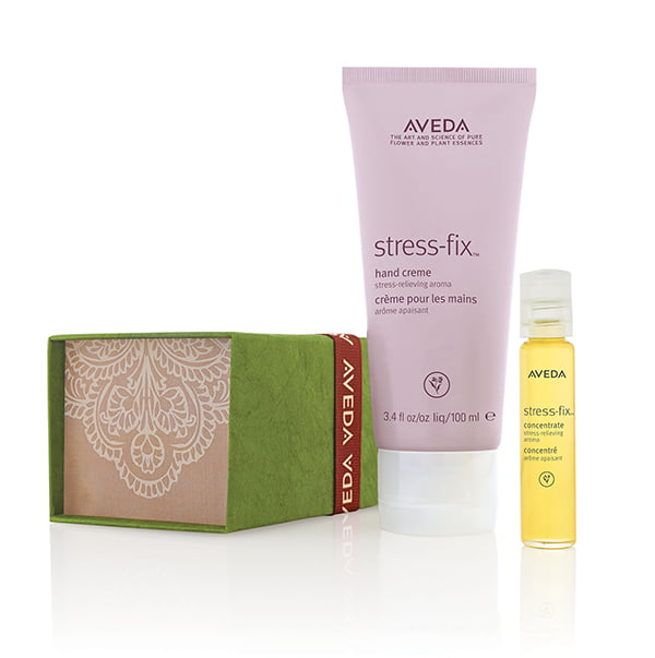 Aveda A Gift to Relieve Stress on the Road