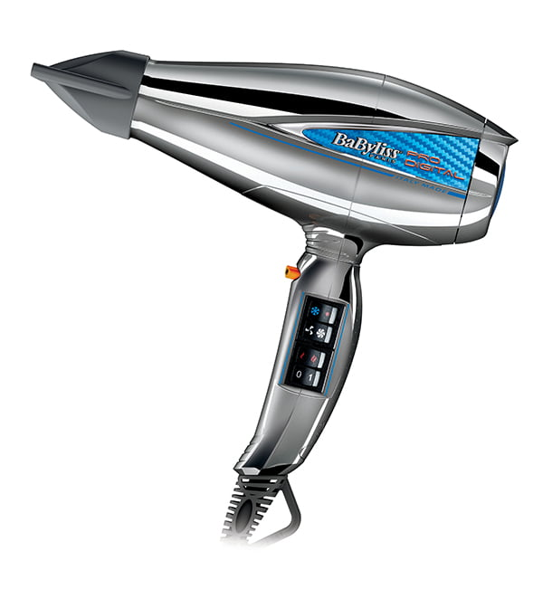 Babyliss Pro Digital Hair Dryer #prodigital