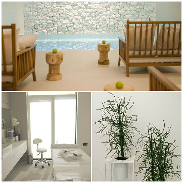 Spa Review Hotel Kompas Dubrovnik, upper image PR, others: Hey Pretty Beauty Blog