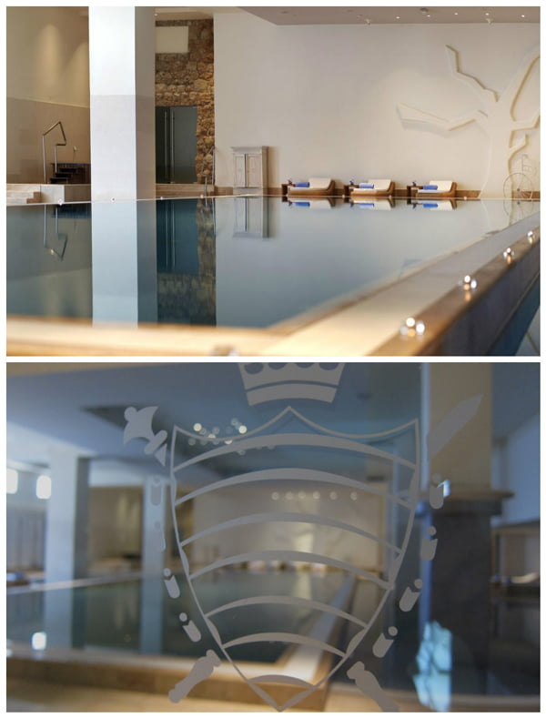 Hotel Excelsior Dubrovnik, Spa images (PR image and photo by Hey Pretty Beauty Blog)