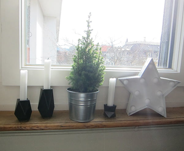 IKEA Weihnachten 2015, CHAMAECYPARIS Zypresse und SOCKER Übertopf , Image by Hey Pretty Beauty Blog