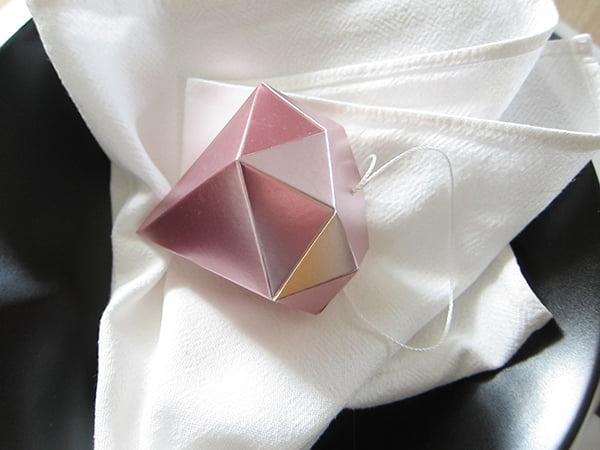 IKEA Weihnachten 2015, VINTER 2015 Hängedekoration Diamantförmig, Image by Hey Pretty Beauty Blog