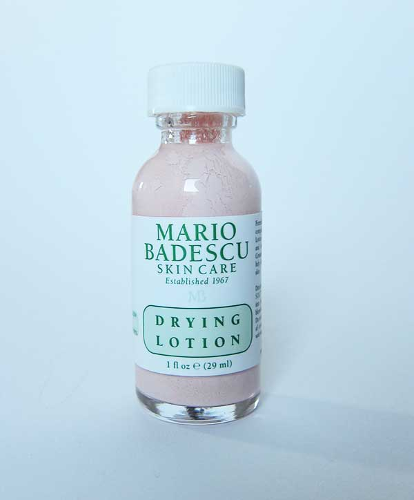 Mario Badescu Drying Lotion, Image by Hey Pretty Beauty Blog