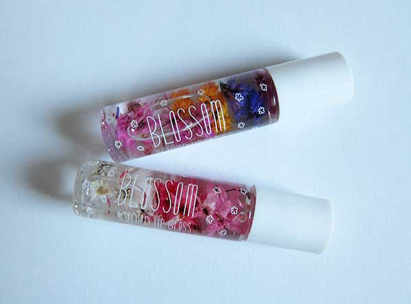 Urban Outfitters Blossom Lip Gloss, Image by Hey Pretty Beauty Blog