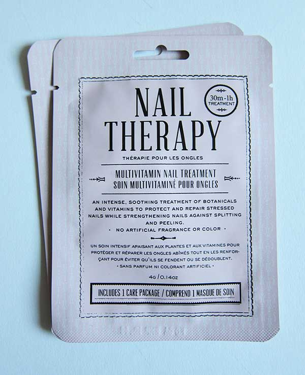 Kokostar Nail Therapy Multivitaman Nail Treatment, Image by Hey Pretty Beauty Blog