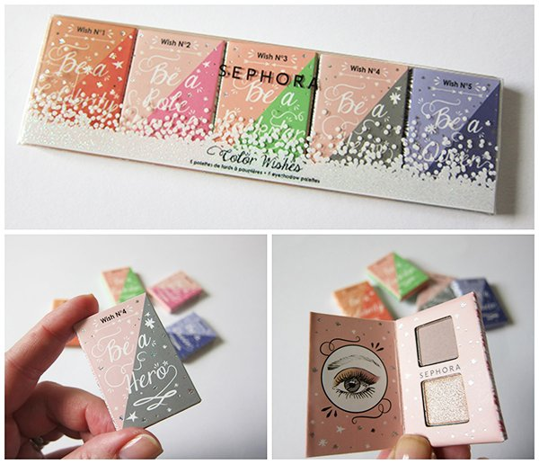 Sephora Color Wishes Eyeshadow Palettes, Image by Hey Pretty Beauty Blog