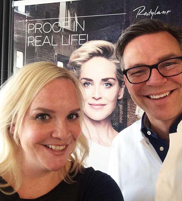 Ohrläppchen Lifting Erfahrungsbericht mit Galderma Restylane und Dr. Robert Van Der Kruijssen, Hey Pretty Beauty Blog