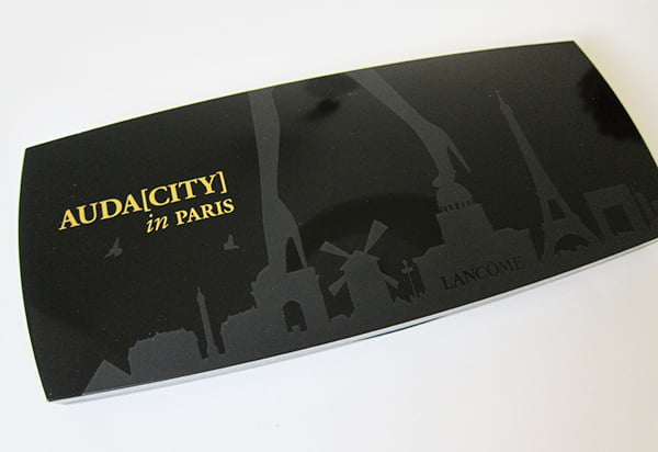Lancome Audacity in Paris Palette closed, Image by Hey Pretty Beauty Blog