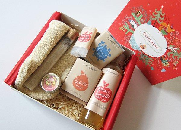 Cocooning Collection Weihnachten Geschenkbox, Verlosung auf Hey Pretty Beauty Blog