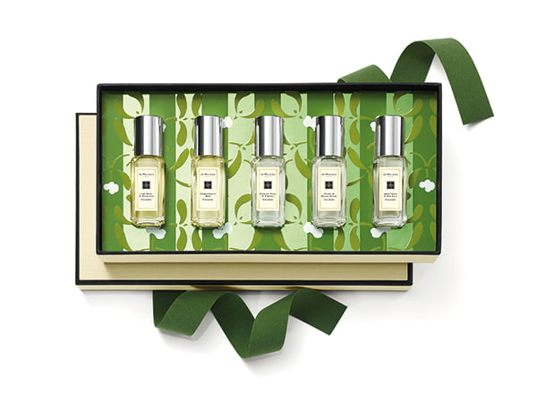 Jo Malone #HappyKissmas Holiday 2015 Collection: Cologne Collection