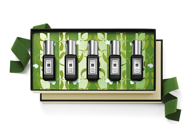 Jo Malone #HappyKissmas Holiday 2015 Collection: Cologne Intense Collection