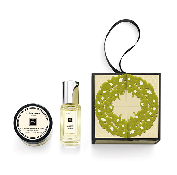 Jo Malone #HappyKissmas Holiday 2015 Collection: Christmas Ornament