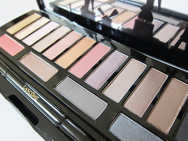 Lancome Audacity in Paris Palette, Image by Hey Pretty Beauty Blog