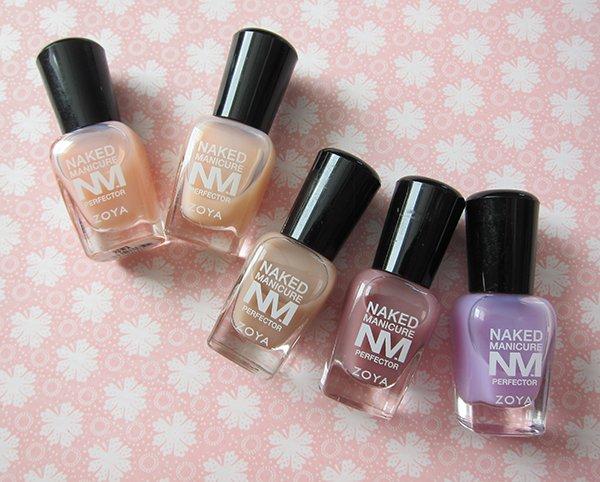 Zoya Naked Manicure Perfectors