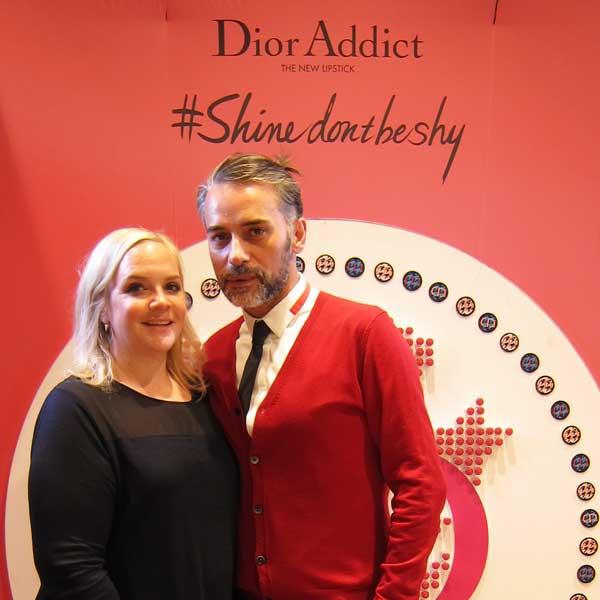 Ehrlich gesagt, keine Bloggerkooperation – aber ein tolles Interview mit Dior Make-Up-Artist Davide Frizzi.